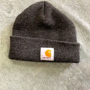 Carhattt men's gray winter hat